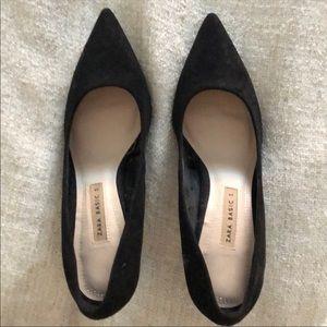 Black Zara Heel